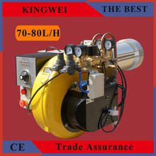 2015 hot sell product kingwei energy brand 1000kw big power waste oil burner