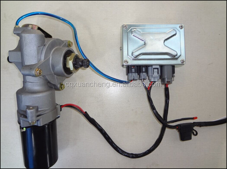 Chinese Cheap Tractor Power Steering Kits Electric Power