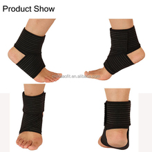 Compression Bandage Wrap Elbow Wrist Knee Brace Stabilizer Elastic Ankle Support