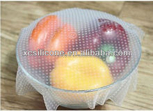 OEM silicone preservative food grade cling film
