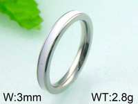 2.8g 3mm OEM Jewelry Stainless Steel O Ring