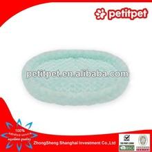 cheap long plush pet cushion for carrier