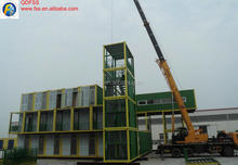 Pre-made Flat Pack Container House Luxury
