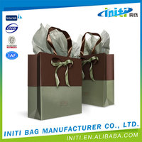 Waterproof eco-friendly top quality cost production paper bag