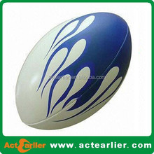 cheap custom logo branded small rugby balls