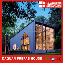 Wuhan daquan brand Variables involved in building your custom home-- 20ft prefabricated living container house