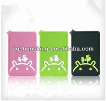 Silicone pad case