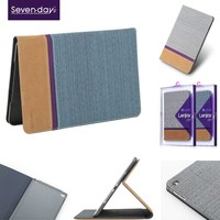 PU Leather Super Slim Tablet Case For IPad Pro 12.9 Inch
