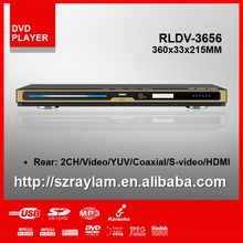 RLDVD-3656 New Samsung All Region Free 1 2 3 4 5 6 0 PAL NTSC DVD Player