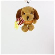 Promotion cheap sale christmas plush animal toy dog
