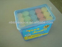 big/ jumbo color chalk for school/school writing chalk/sidewalk chalk