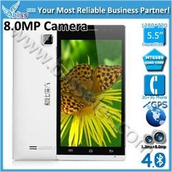 Pocket size 5.5 inch tablet cdma gsm dual sim android smart phone