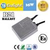 Super Slim AC 55W HID Ballast For Xenon Light Bulbs, H1 H3 H4 H7 H8 H9 H10 H11 H13 880 881 For Car Headlight & Foglight