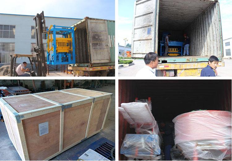 Qt3 20 verrouillage paver machine de fabrication table vibrante b ton pour finisseur machine de - Proportion pour faire du beton ...