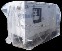 PE clear Plastic Bags Large industrial plastic bag