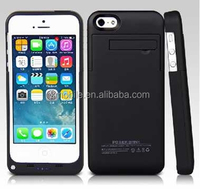 4200mAh External Backup Battery Power Bank Charger Case Cover for iPhone 5 5s 5c Battery Case