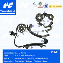 Timing kit used for Toyota tacoma