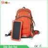 Solar Latop Bag With Solar Charger For Hiking