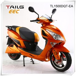 China TOP.5 supplier TAILG 60V 1500W Electric scooter electric motorcycle for sale