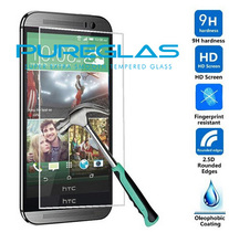 HD Clear Ballistic for htc m9 screen protector,pureglas tempered glass film screen protector m9