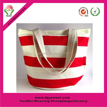 2015 Cheap promotion 100g custom printed fashion cotton bag