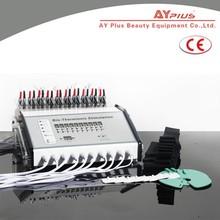 Portátil EMS dispositivo de electroterapia AYJ-814B