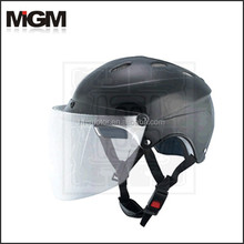 black hight quality motorcycle helmet,half face motorcycle helmet,