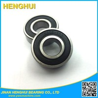 High precision 6202RS 6202 2RS deep groove bearing