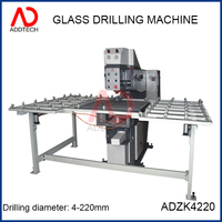 glass ground hole drilling machines