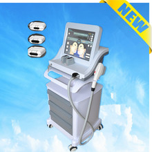 2015 October HOT HIFU machine one handle with 4 heads