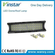Error free 12v auto led dome light roof light auto led lamp led roof light