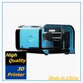 Impresora 3d, doble extrusora, alta definición