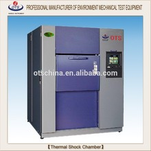Electric thermal shock climatic test device & thermostatic chambers