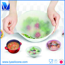 LYA silicone preservative film gloden supplier LFGB preservative film custom preservative film for food
