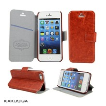H&H Flip Leather Cover Galaxy Note2 N7100 Flip Cover for Samsung