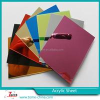 1 - 25mm mirror acrylic sheet PMMA material