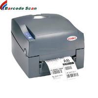 Barcode Printer Godex G500 barcode printer high-tech power at a customer friendly price