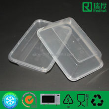 houseware plastic food container / plastic food container with lid 500ml