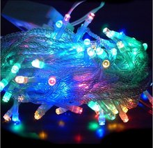 Led string low voltage christmas lights