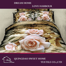 Custom Printed Bed Sheets New Products
