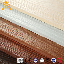 100% Asbestos Free High Quality Wear Resistant Imitation Wood Texture Calcium Silicate Board