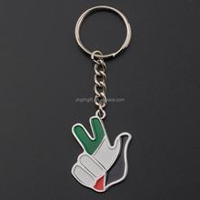 2015 UAE National Day metal keychain, UAE flag keychain, UAE figures keyrings