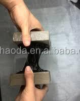 Non-curing rubber bitumen waterproof paint