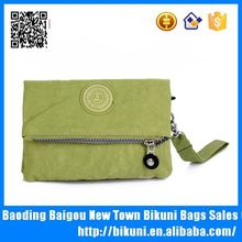 Mini order sales high quality hand coin purse with long shoulder belt for women