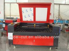 NC-1612 cnc die board laser cutting machine for wooden art craftworks