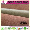 100% Polyester Material and Plain Style soft peach skin fabric