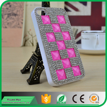 bling rhinestone mobile phone diamond back case cover for iphone 5g 5s alibaba trade assurance