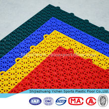 Futsal flooring interlocking flooring badminton court flooring