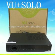 VU+SOLO Enigma2 Digital Satellite Receiver Vu solo HD satellite receiver 1.Linux operating system