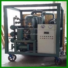 YZD Dielectric Oil Filter Machine / Transformer Oil Filtration / Oil Purifier
